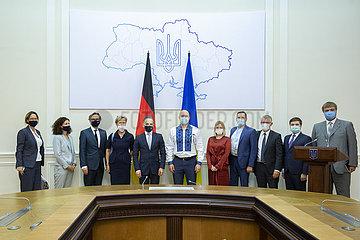 Aussenminister Maas reist nach Kiew