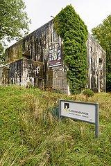 Flandernbunker bei Kiel