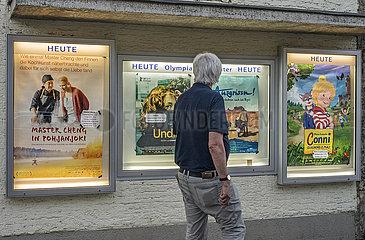 Olympia Filmtheater Landsberg  aktuelles Programm  August 2020