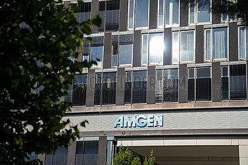 Amgen steigt in den Dow Jones auf