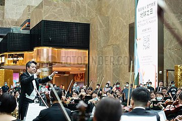 CHINA-MACAO-BEETHOVENS-COMMEMORATION-Concert (CN)