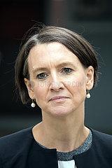 Deutschland  Bremen - Claudia Bogedan (SPD)  Bremer Senatorin fuer Kinder und Bildung