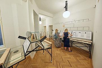 ÖSTERREICH-WIEN-SIGMUND FREUD MUSEUM-WIEDERERöFFNUNG