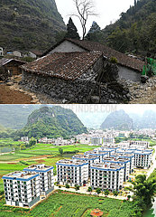 (POVERTY RELIEF ALBUM) CHINA-GUANGXI-Du'an-RELOCATION-LIFE (CN)
