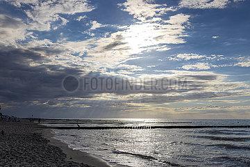 Strand in Ahrenshoop