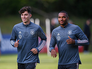 (SP) DEUTSCHLAND-Stuttgart-UEFA-NATIONS-LIGA-GER-TRAINING (SP) DEUTSCHLAND-Stuttgart-UEFA-NATIONS-LIGA-GER-TRAINING