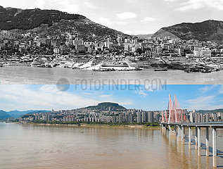 (POVERTY RELIEF ALBUM) CHINA-CHONGQING-THREE GORGES PROJECT REGION-changes (CN) (POVERTY RELIEF ALBUM) CHINA-CHONGQING-THREE GORGES PROJECT REGION-changes (CN)