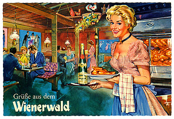 Gruesse aus dem Wienerwald  1964