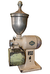professionelle elektrische Kaffeemuehle  1955