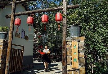 CHINA-HENAN-Village-Armutsbekaempfung (CN)