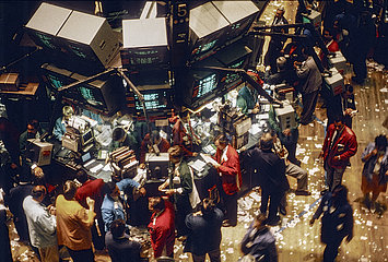 USA  New York City - New York Stock Exchange