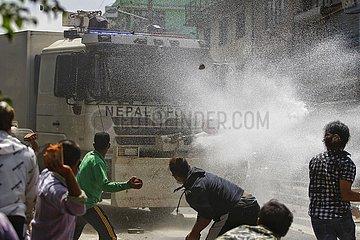 NEPAL-Lalitpur-FESTIVAL-CLASH