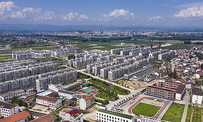CHINA-SHAANXI-UMWELTSCHUTZ-DEVELOPMENT (CN)