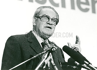 Herbert Wehner  Ahlen  1985