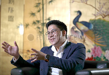 CHINA-Hongkong KENNETH FOK KAI-KONG-Interview (CN)