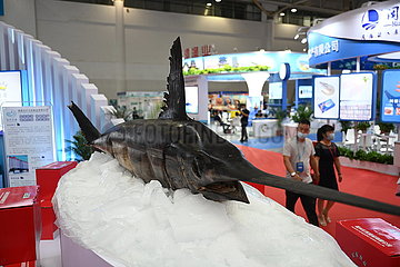 CHINA-FUZHOU-SEAFOOD-FISHERIES-Expo (CN)