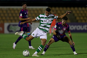 (SP) von Portugal-LISSABONNER-FOOTBALL-Testspiel-SPORTING CP VS REAL VALLADOLID
