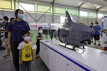 CHINA Beijing-CIFITS-SERVICE ROBOTER (CN)