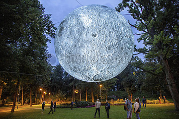 LETTLAND-RIGA-KULTUR EVENT-WHITE NIGHT FESTIVAL
