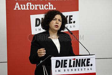 Pressekonferenz: Klausur der Bundestagsfraktion Die Linke   4. September 2020