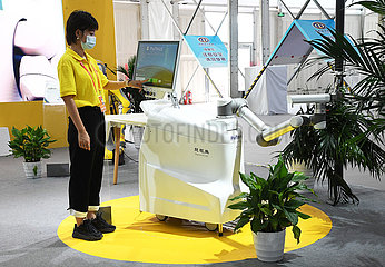 CHINA Beijing-CIFTIS-ROBOTER (CN)