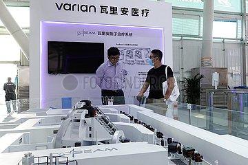 CHINA Beijing-CIFTIS-AMERICAN ENTERPRISES (CN)
