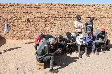 Reportage Migranten in Agadez - Albtraum Flucht