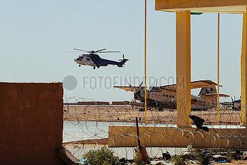 Militärhubschrauber N551AC