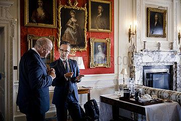 Aussenminister Maas reist nach Grossbritannien