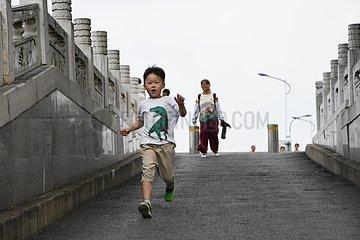 CHINA-ANHUI-Chaohu-Mushan insel SZENISCHER AREA-REOPEN (CN) CHINA-ANHUI-Chaohu-Mushan insel SZENISCHER AREA-REOPEN (CN)