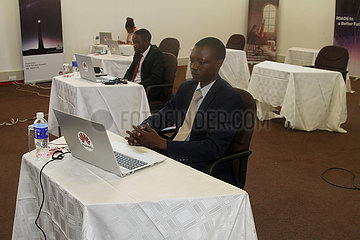 SIMBABWE-HARARE-HUAWEI-LOCAL ICT TALENTS