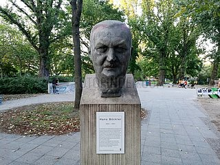 Hans-Boeckler-Statue