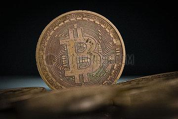 Kryptowaehrung Bitcoin