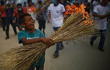 NEPAL-Lalitpur-FESTIVAL-RATO MACHINDRANATH