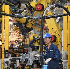 CHINA-FUJIAN-Ningde-ENTERPRISE-HIGH-QUALITY DEVELOPMENT (CN)