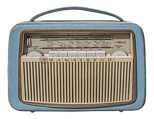 Kofferradio Akkord Transistor  1958