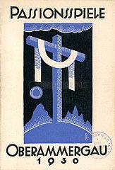 Passionsspiele Oberammergau 1930