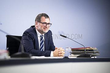 StS Schmidt bei Videokonferenz der G20-Finanzminister