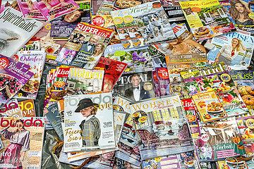 BURDA Zeitschriften und Magazine  September 2020