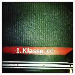 1. Klasse  Deutsche Bahn