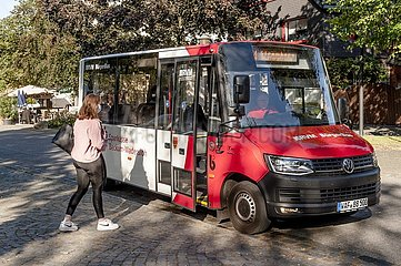 Bürgerbus des RMV