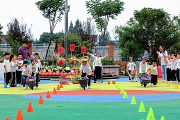 CHINA-ZHEJIANG-CHANGXING-HARVEST-CELEBRATION (CN)