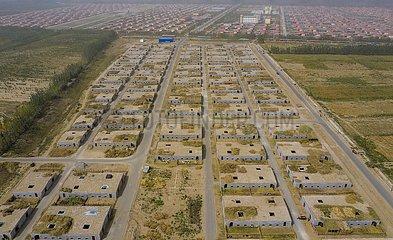 CHINA-XINJIANG-Hotan-Tierhaltung (CN)