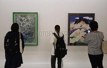 JAPAN-TOKYO-CRAFT AUSSTELLUNG-KOGEI 2020