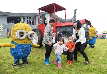CHINA-ZHEJIANG-CHINESE LANDWIRTEN'LESE Festival (CN)