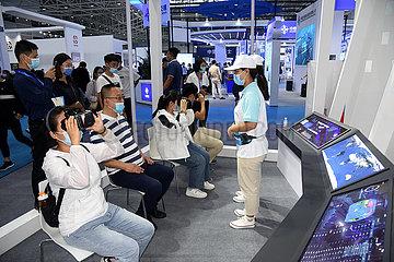 CHINA-SHANDONG-QINGDAO SÜDOSTASIEN Marine Expo-Öffnung (CN)