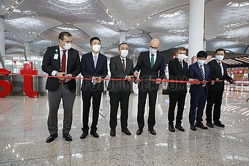 TURKEY-ISTANBUL-CHINESE FRIENDLY AIRPORT-PROJECT