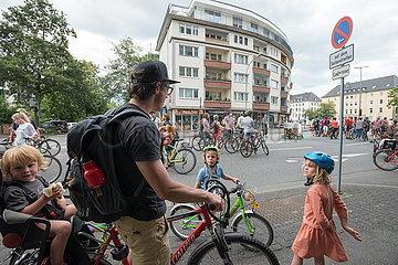 Verkehrswende - Klima-Aktionstage