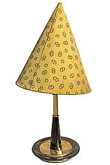 kleine Nachttischlampe  1954