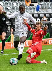 (SP) DEUTSCHLAND-MOENCHENGLADBACH-FOOTBALL-BUNDESLIGA-MOENCHENGLADBACH VS UNION BERLIN